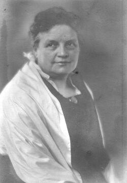 WAUGH, Lillias Rennie (1861-1932)