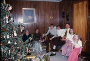 Maria Elizabeth Winblad (1895-1987) Freudenberg Christmas 1973