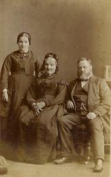 James Taylor & family - Halifax, England before 1877