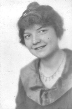 CRINGAN, Annie Clark (1897-1977)