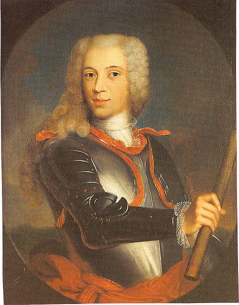 Willem IV van Oranje-Nassau (1711-1751)2