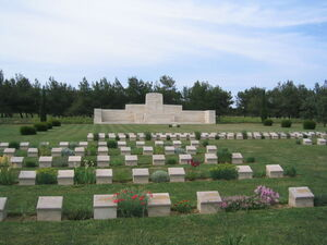 Azmak Cemetery, Gallipoli Peninsula