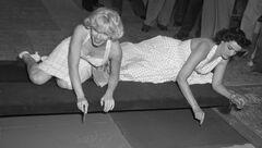 Marilyn & Jane