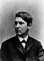 Thomas Edison, 1878