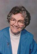 Yolanda Christina Tandberg (1902-2003) circa 2000