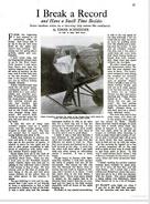 Eddie August Schneider October 1931 Flying magazine page 1 of 5