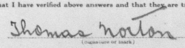 Norton-ThomasPatrick 1918 signature