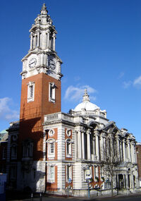 Woolwich town hall 1