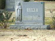 Lowe-Joseph tombstone