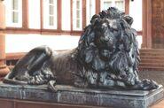 Hanau Philippsruhe lion
