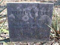 Mary Ann Wheeler Grave