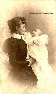 1899 Alvilde & Ethel1