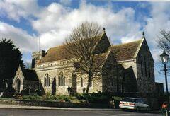 Langton Matravers, parish church of St. George - geograph.org.uk - 452371