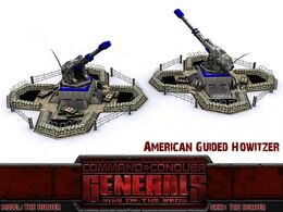 American Guided Howitzer