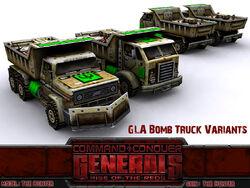 GLA BombTrck Var