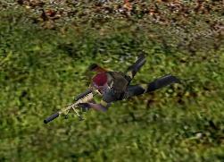 ECA Frank Jaeger Sniper Mode