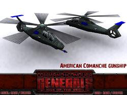 RotR Comanche bayclosed