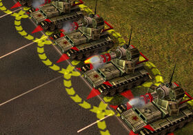 Gattling Tank 1