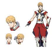 Muneshige animedesign