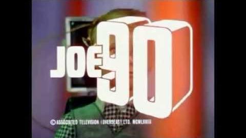 Joe 90 Opening Credits Theme Tune