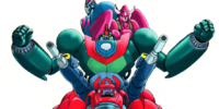 Getter Robo Go (Mecha)
