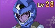 Setsuna Gundam 00 S1