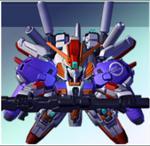 MSA-0011-Ext- Ex-S Gundam