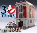 Lego Ghostbusters: 30th Anniversary Playset