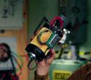 Proton Grenade (Air Filter Prototype)