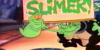 Slimer!