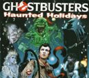 IDW Publishing Comics- Haunted Holidays TPB