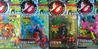 Extreme Ghostbusters Deluxe: Action Figures