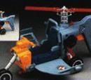 Action Vehicle: Ecto-2 Vehicle
