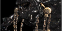 Black Slime Monster