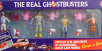 Fright Feature Heroes Box Set: Jocsa The Real Ghostbusters Action Figures