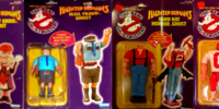 Haunted Human Figure: Tombstone Tackle Ghost