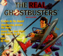The Real Ghostbusters Magazine Winter 1990