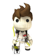 Little Big Planet costume Ghostbuster