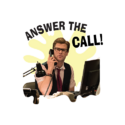 GBEmojiApp S085Answerthecall