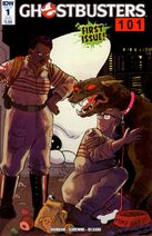 Ghostbusters101IssueOneSubscriptionCoverB