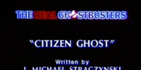 Citizen Ghost