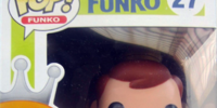POP! Funko: Ghostbusters related figures of Freddy Funko Set