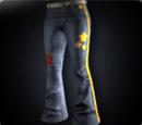 Possessed Bell-Bottom Jeans