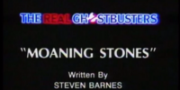 Moaning Stones