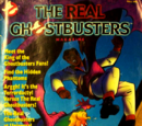 The Real Ghostbusters Magazine Fall 1990