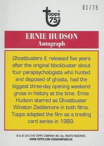 File:GB2 Topps 75th Ernie Hudson Diamond Card2.jpg