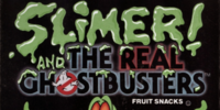 Slimer And The Real Ghostbusters Fruit Snacks