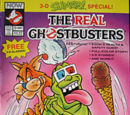 NOW Comics Slimer! The Real Ghostbusters 3-D Slimer Special