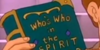 Who's Who in the Spirit World