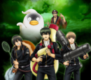 Gin Tama X Gorisuto Busters Promotion